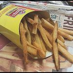 Review: Wendy's Natural Cut Fries with Sea Salt