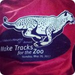 Make Tracks for the Zoo 5k
